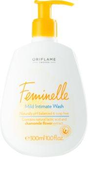 Oriflame Feminelle делікатний очищуючий гель для інтимної гігієни