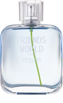 oriflame friends world for him