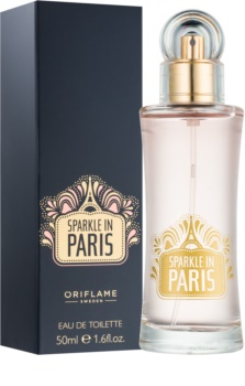 Oriflame Sparkle in Paris Eau de Toilette for Women 50 ml