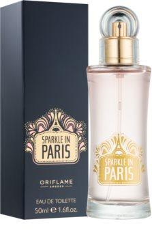 Oriflame Sparkle in Paris eau de toilette pentru femei 50 ml