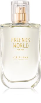oriflame friends world for her
