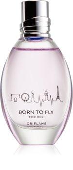Oriflame Born To Fly woda toaletowa dla kobiet 50 ml