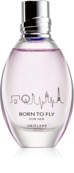 oriflame born to fly for her