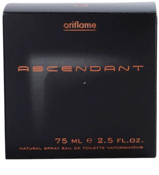 Oriflame Ascendant toaletní voda pro muže 75 ml