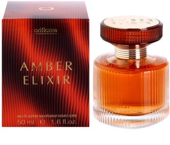 Oriflame Amber Elixir woda perfumowana dla kobiet 50 ml