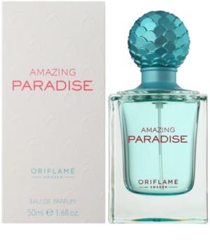 Oriflame Amazing Paradise eau de parfum para mujer 50 ml