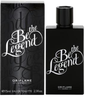 Oriflame Be the Legend eau de toilette férfiaknak 75 ml