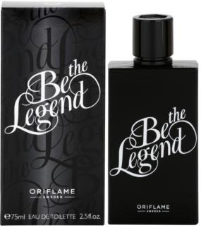 Oriflame Be the Legend toaletná voda pre mužov 75 ml