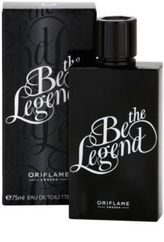 Oriflame Be the Legend Eau de Toilette für Herren 75 ml