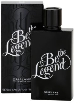 Oriflame Be the Legend eau de toilette pour homme 75 ml