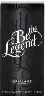 Oriflame Be the Legend Eau de Toilette voor Mannen 75 ml