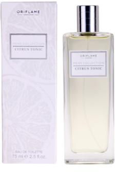 Oriflame Men's Collection Citrus Tonic Eau de Toilette voor Mannen 75 ml