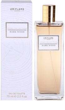 Oriflame Dark Wood Eau de Toilette voor Mannen 75 ml