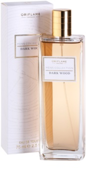 Oriflame Dark Wood eau de toilette pentru barbati 75 ml