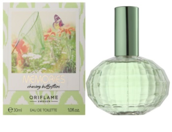 Oriflame Memories: Chasing Butterflies eau de toilette pentru femei 30 ml