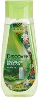 Oriflame Discover Brasilian Passion sprchový gel