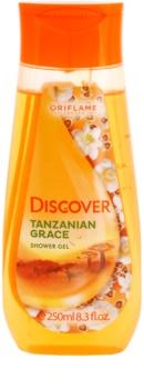 Oriflame Discover Tanzanian Grace gel de duche