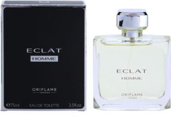 Oriflame Eclat Homme eau de toilette para hombre 75 ml