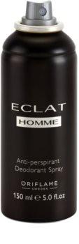 Oriflame Eclat Homme deospray pre mužov 150 ml