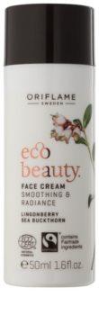 Oriflame Eco Beauty denní krém pro rozjasnění a vyhlazení pleti