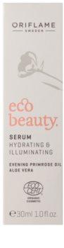 Oriflame Eco Beauty aufhellendes Serum für alle Hauttypen