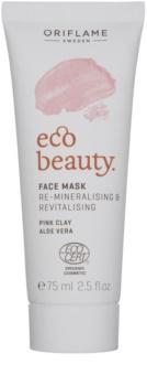 Oriflame Eco Beauty revitalizacijska maska z minerali