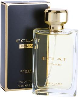 Oriflame Eclat Femme Eau de Toilette para mulheres 50 ml