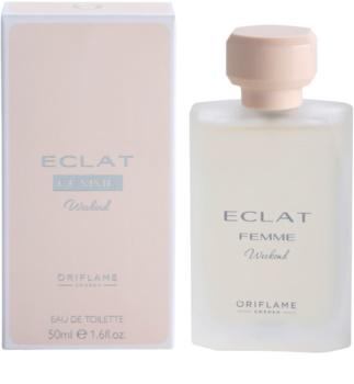 Oriflame Eclat Femme Weekend toaletní voda pro ženy