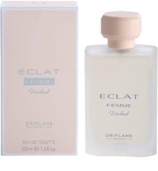 Oriflame Eclat Femme Weekend woda toaletowa dla kobiet 50 ml