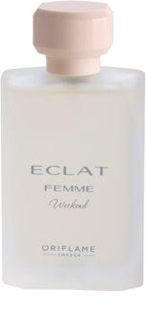 Oriflame Eclat Femme Weekend Eau de Toilette für Damen 50 ml