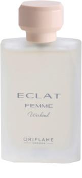 Oriflame Eclat Femme Weekend Eau de Toilette voor Vrouwen  50 ml