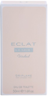 Oriflame Eclat Femme Weekend eau de toilette pentru femei 50 ml