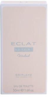 Oriflame Eclat Femme Weekend toaletní voda pro ženy 50 ml