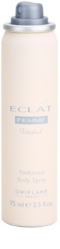 Oriflame Eclat Femme Weekend Deo mit Zerstäuber für Damen 75 ml