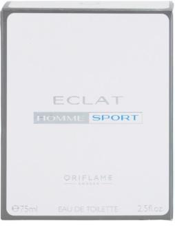 Oriflame Eclat Homme Sport Eau de Toilette für Herren 75 ml