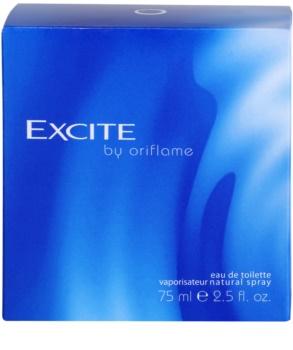 Oriflame Excite eau de toilette pour homme 75 ml