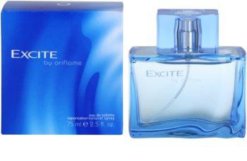 Oriflame Excite Eau de Toilette for Men 75 ml