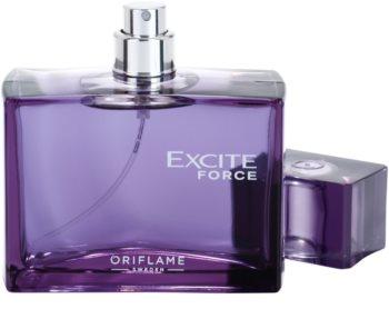 Oriflame Excite Force Eau de Toilette for Men 75 ml