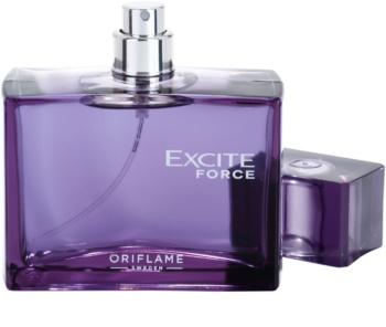 Oriflame Excite Force toaletná voda pre mužov 75 ml