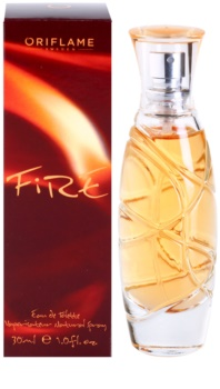 Oriflame Fire eau de toilette pentru femei 30 ml