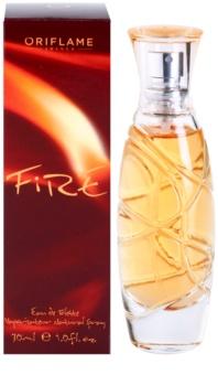 Oriflame Fire Eau de Toilette voor Vrouwen  30 ml