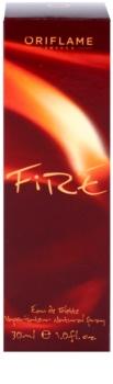 Oriflame Fire Eau de Toilette para mulheres 30 ml