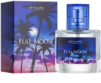 Oriflame Full Moon For Him eau de toilette pentru barbati 30 ml