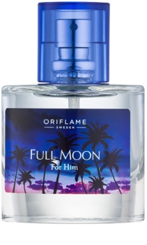 Oriflame Full Moon For Him eau de toilette pour homme 30 ml