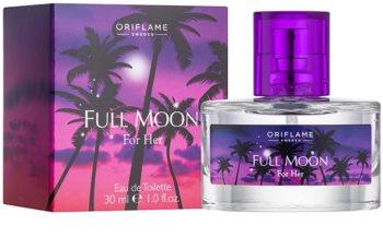 Oriflame Full Moon For Her Eau de Toilette voor Vrouwen  30 ml