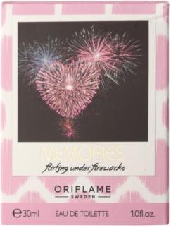 Oriflame Memories: Flirting Under Fireworks woda toaletowa dla kobiet 30 ml