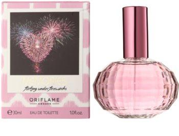 Oriflame Memories: Flirting Under Fireworks Eau de Toilette für Damen 30 ml