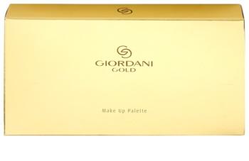 Oriflame Giordani Gold палетка декоративної косметики