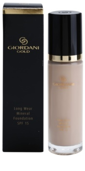 Oriflame Giordani Gold hosszan tartó make-up ásványi anyagokkal SPF 15