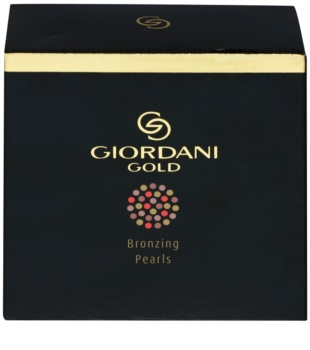 Oriflame Giordani Gold pudra  bronzanta in marmura